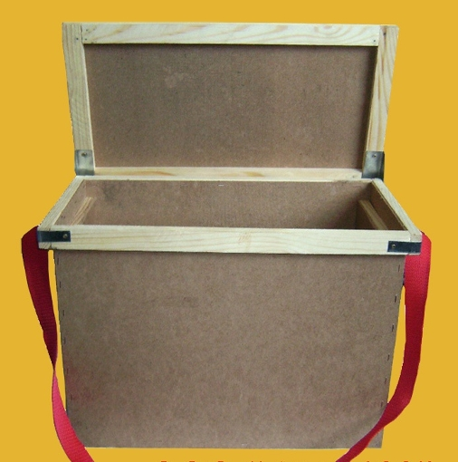 Ящик для хранения пчелиных рамок своими руками